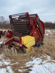 *NH 850 RD Baler (AS IS)