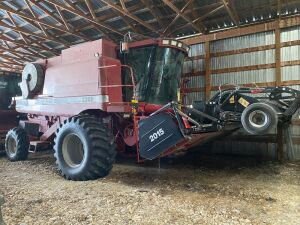 *CaseIH 2388 SP Combine, 2500 rotor & 2964 engine hours showing, s/nJJC0275304