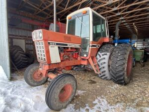 *IH 1086 2wd 146hp tractor, s/n41335