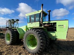 *1981 Steiger Cougar ST251 4wd tractor