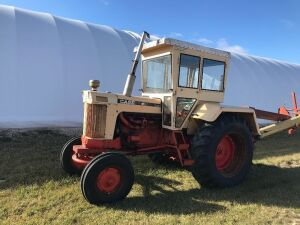 *1966 Case 930 Comfort King 2wd Tractor 89hp