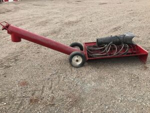 "*8""x8' transfer auger"