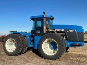 *1995 Ford Versatile 9480 4wd 300hp tractor